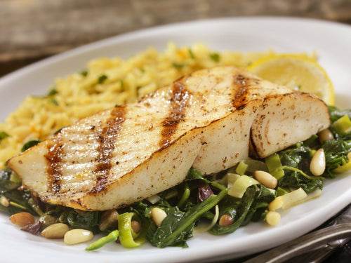Add-On Icelandic Cod Fillets