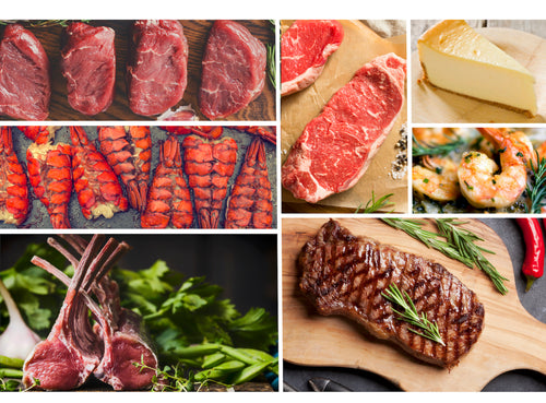 Super Deluxe USDA PRIME Package