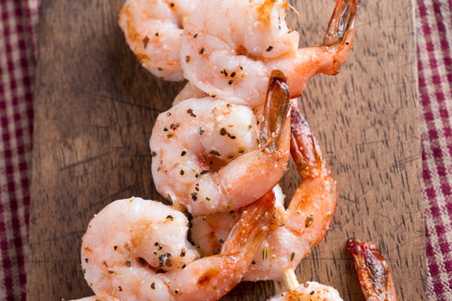 Wild-caught Shrimp (Uncooked)