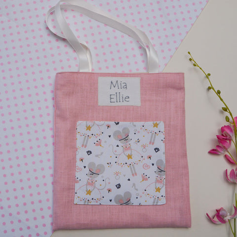 Ballerina Mouse Bag
