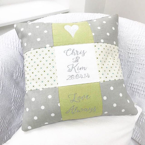 Couples 'Love Always' Cushion