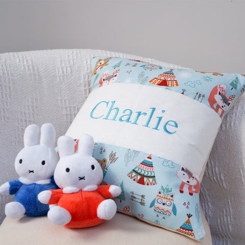 Little Explorer Cushion