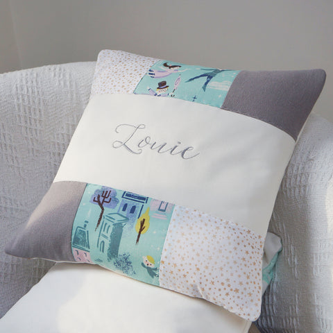 Peter Pan Name Cushion