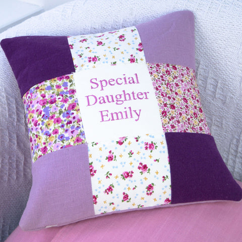 'Special Daughter' Cushion