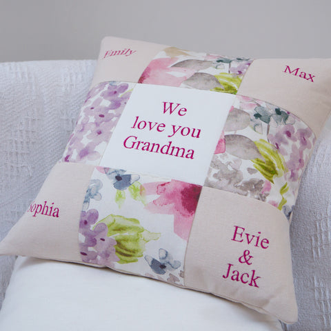 Grandchildren Cushion