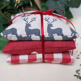 Christmas Lavender Bundle Red