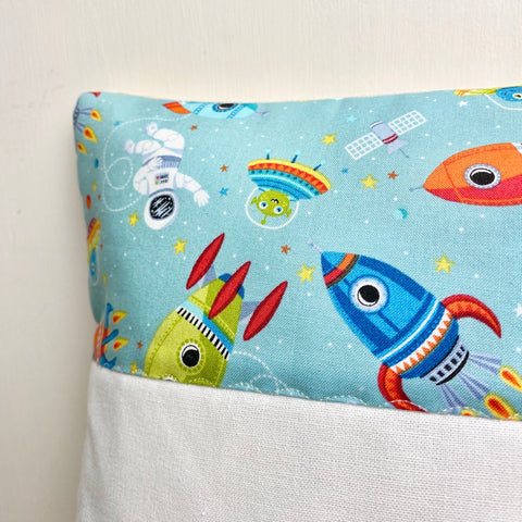 Outer space name cushion