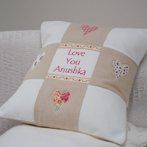 Love You Cushion - Anushka