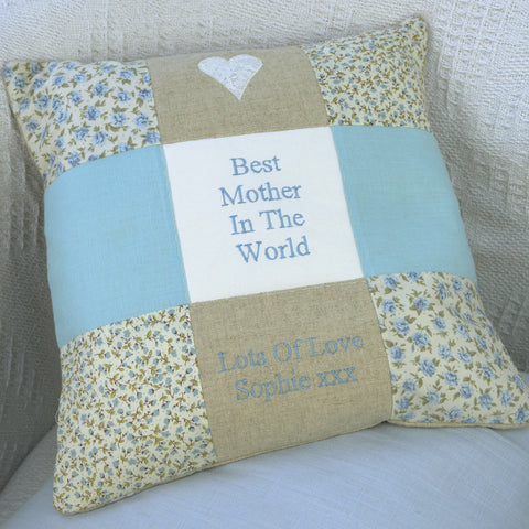 'Best Mother' Cushion