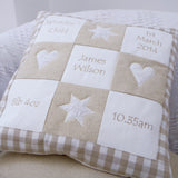 Memory Cushion Natural
