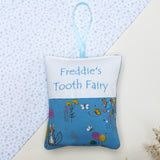 Peter Rabbit Tooth Fairy Bag Blue
