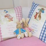 Beatrix Potter© Occasion Cushion Blue