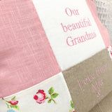'Our Beautiful Mummy' Cushion