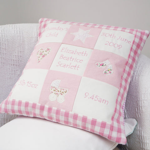 Memory Cushion Pink - W/S