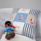 'Ahoy There' Cushion
