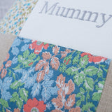 Special Mummy Cushion Blue