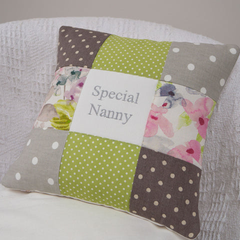 Special Nanny Cushion