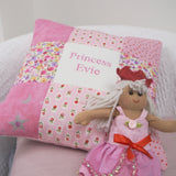 Princess Name Cushion