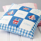 Memory Cushion Blue