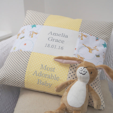 Most Adorable Baby Cushion