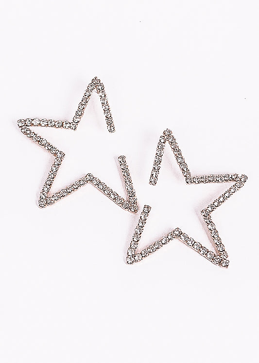 Star Struck Earrings - Brunch Babe