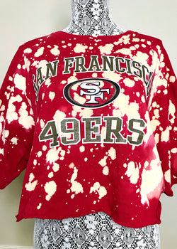 Vintage San Francisco 49ERS Tee - Brunch Babe