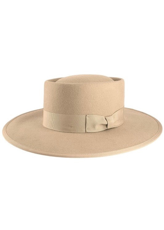 Lost in a Daydream Hat, Beige - Brunch Babe