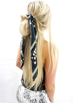 You're a Star Hair Scarf - Brunch Babe