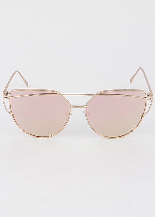 Good Vibes Sunnies - Brunch Babe