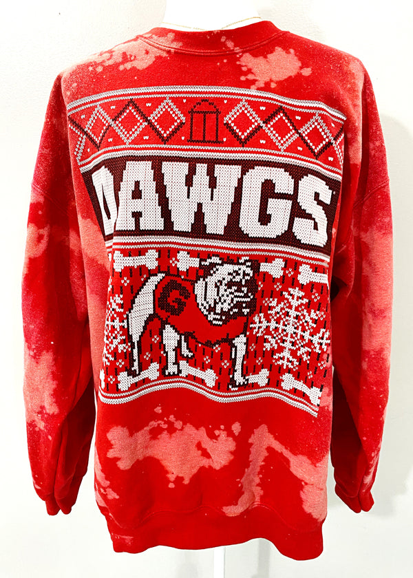 VINTAGE DAWGS PULLOVER - Brunch Babe