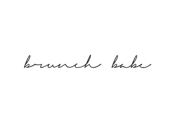 Gift Card - Brunch Babe
