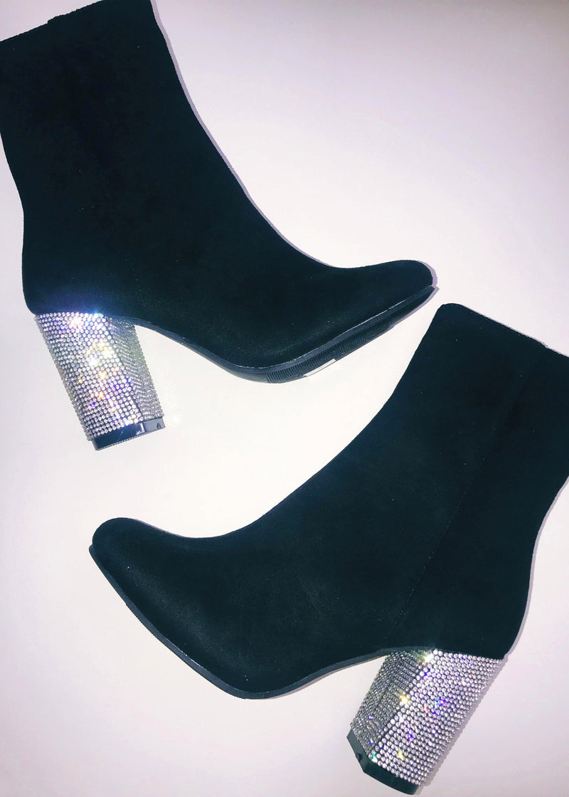 Own the Night Booties - Brunch Babe