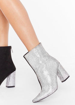 Life of the Party Booties - Brunch Babe