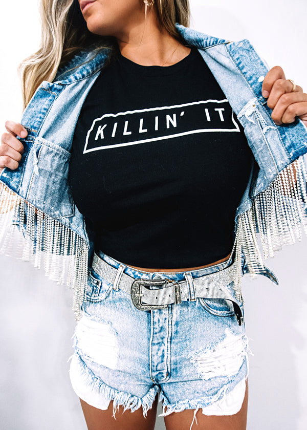 Killin' It Tee - Brunch Babe