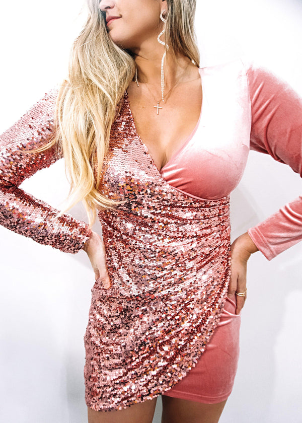 Barbie Sequin Dress