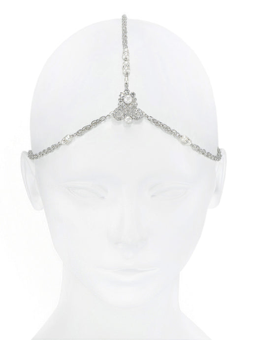 Enchantment Chain Headpiece - Silver