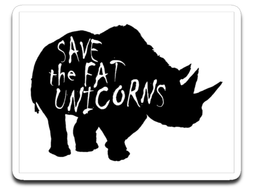 Save the Fat Unicorns