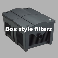 Box satyle filters