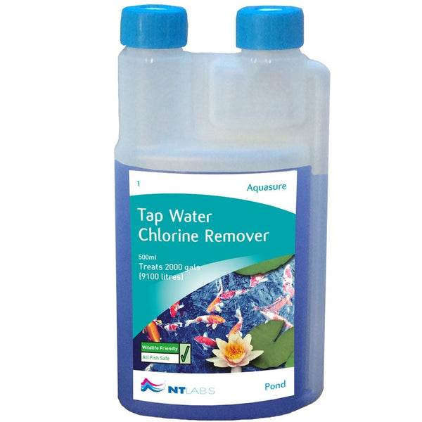NT Labs Aquasure Dechlorinator