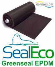 Premium SealECO EPDM Rubber Liner 0.75mm Lifetime Guarantee