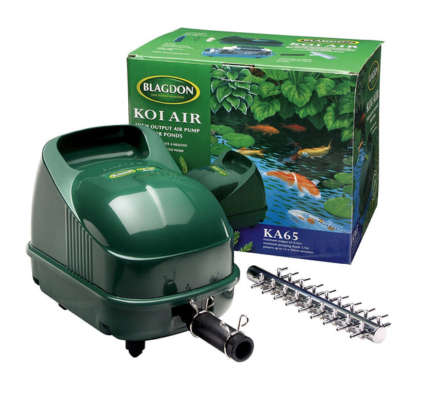 BWG Koi Air Pumps - Medium Ponds