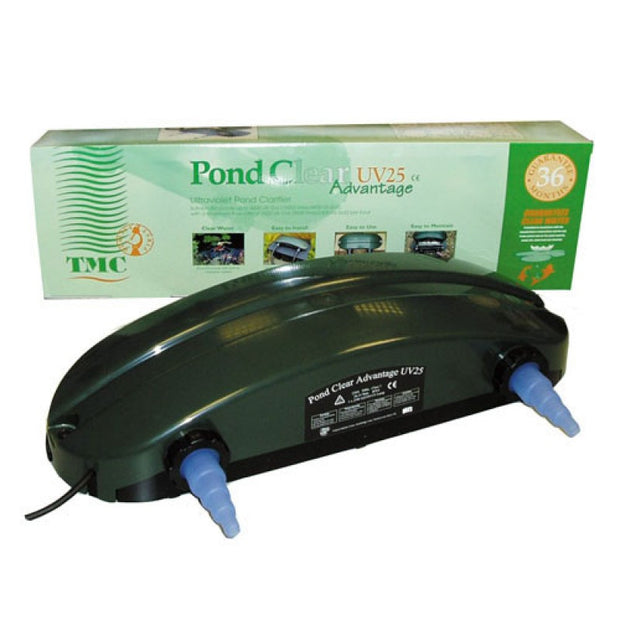 Pond Clear UV Light Filters - Medium Ponds