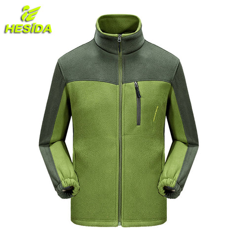 Fleece Jacket Men Women Warm Winter Outdoor Windbreaker Thermal Brand Coat Soft Shell Tactical Hiking Trekking Jacket Outerwear