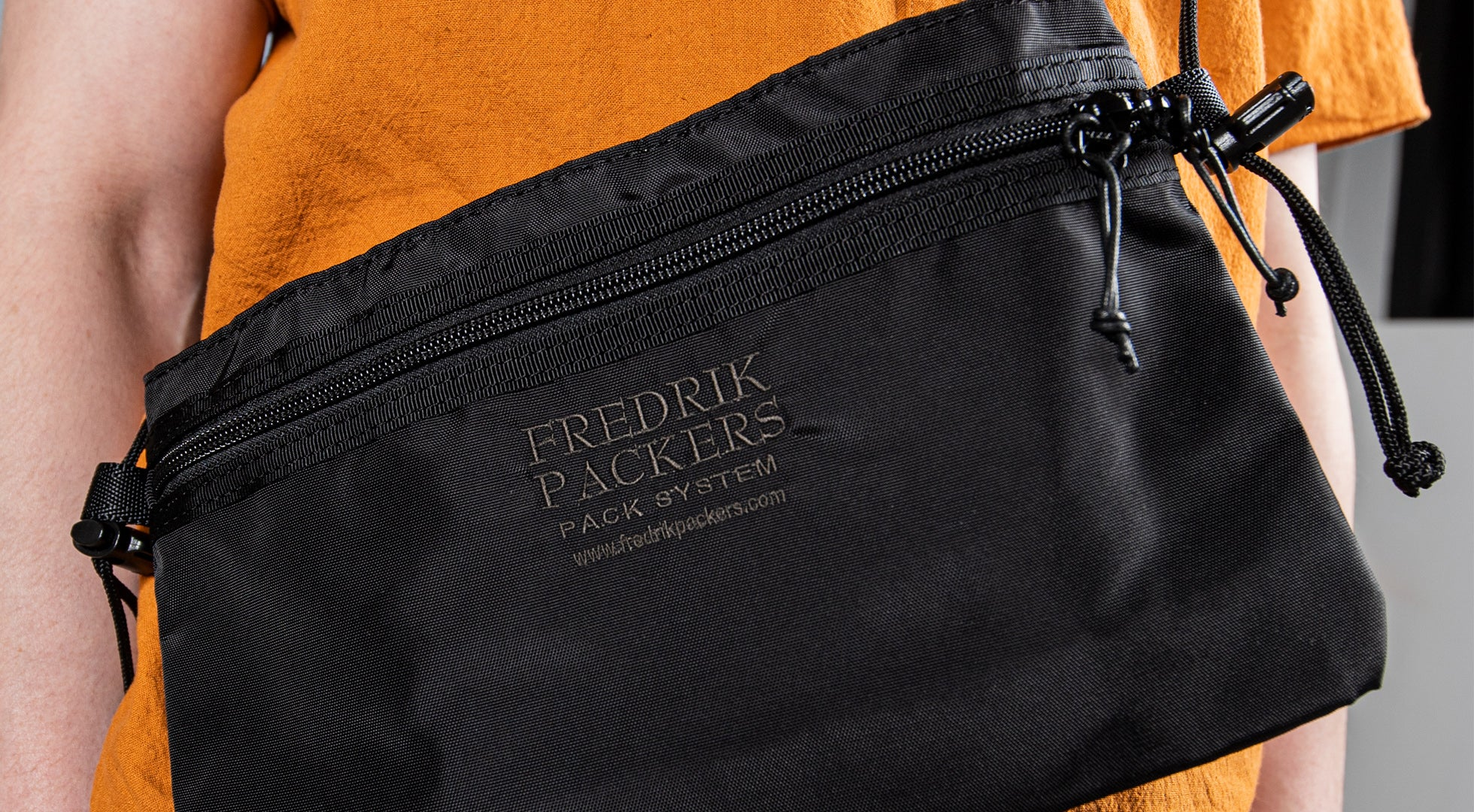 Carry It All with Fredrik Packers