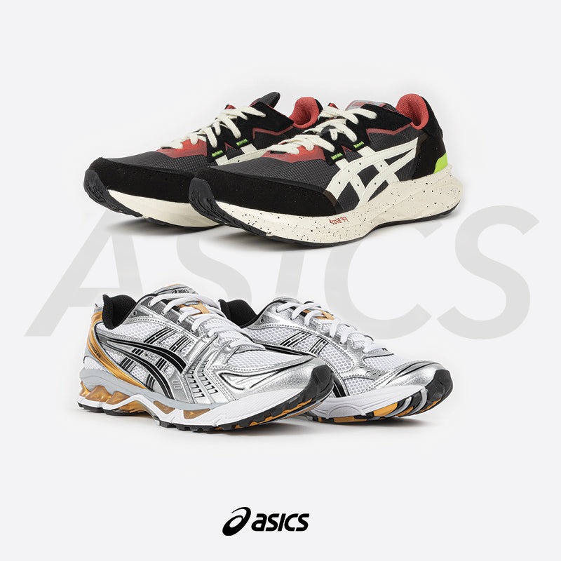 asics spring summer 2021 tarther blast gel kayano 14 available at wallace mercantile shop vancouver canada