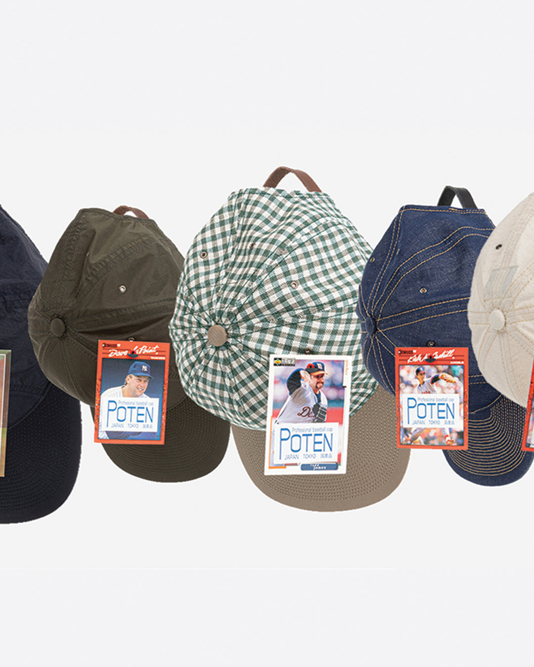 poten hats made in japan available at wallace mercantile shop vancouver canada