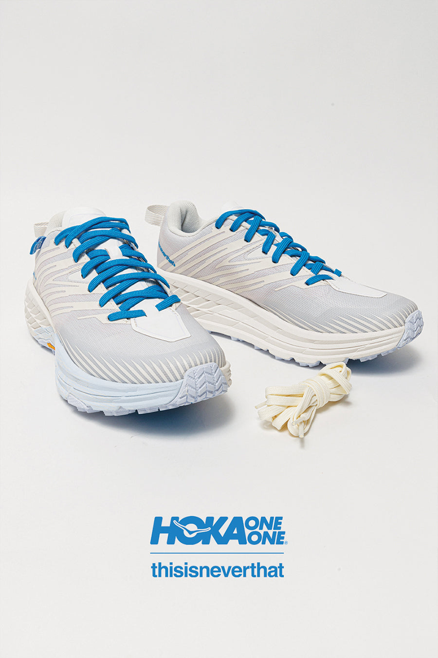 hoka one one thisisneverthat speedgoat 4