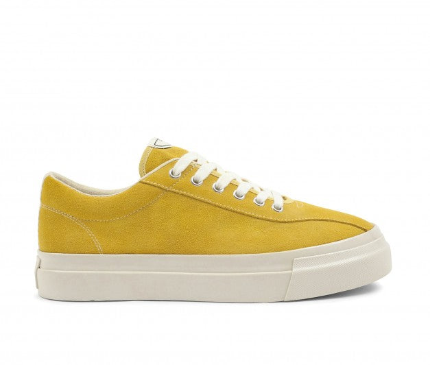 stepney workers club suede mustard dellow