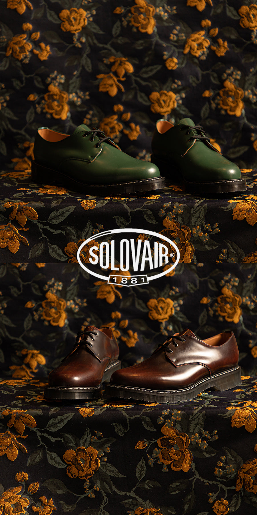 solovair spring summer 21 gibson 3 eye tassel loafers single buckle monk shoe available wallace mercantile shop vancouver canada