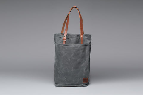 Utility Tote Bag - Charcoal